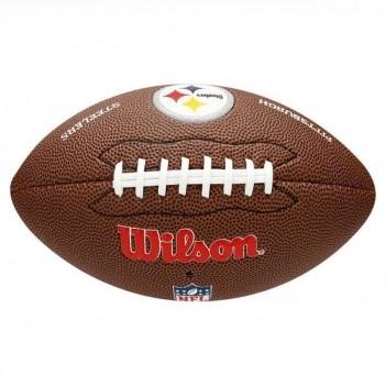 Bola Wilson NFL Pittsburgh Steelers Futebol Americ