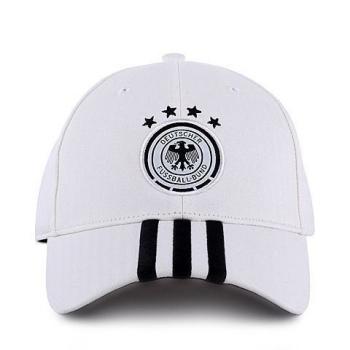 Boné Adidas Alemanha 3S Branco