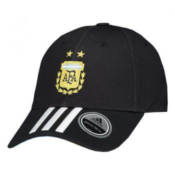 Boné Adidas Argentina 3s Preto