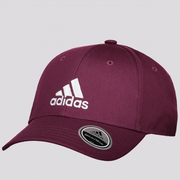 Boné Adidas Baseball Logo Vinho