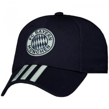 Boné Adidas Bayern 3S Marinho