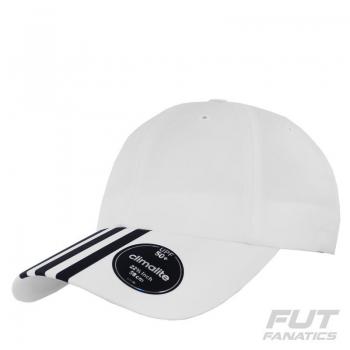 Boné Adidas Climalite 3s Branco