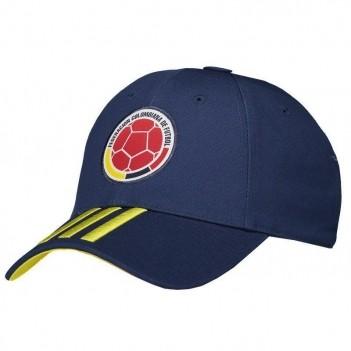 Boné Adidas Colômbia Logo Azul