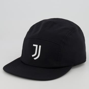 Boné Adidas Juventus Preto Escudo
