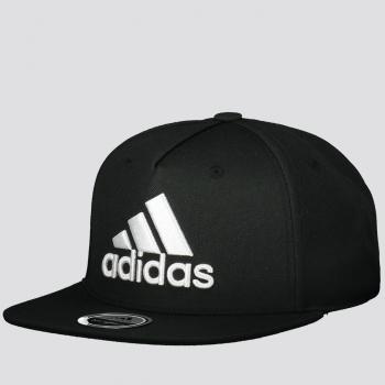 Boné Adidas Logo Preto