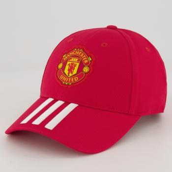 Boné Adidas Manchester United FB Vermelho