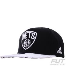 Boné Adidas NBA Brooklyn Nets Preto
