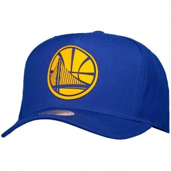 Boné Mitchell & Ness NBA Golden State Warriors Azu