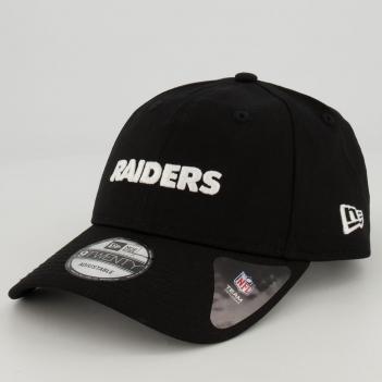 Boné New Era 920 NFL Las Vegas Raiders Preto