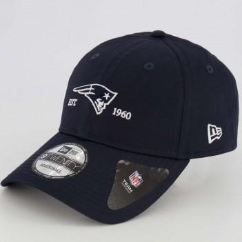 Boné New Era 920 NFL New England Patriots Marinho