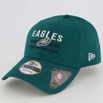 Boné New Era 920 NFL Philadelphia Eagles Verde