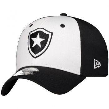 Boné New Era Botafogo 940 Preto Escudo