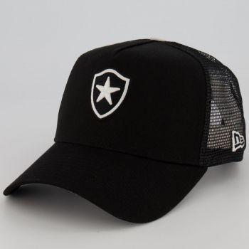 Boné New Era Botafogo 940 All Black