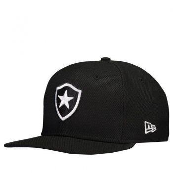 Boné New Era Botafogo 950 Escudo Preto