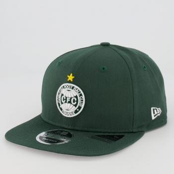 Boné New Era Coritiba 950 Verde Escuro