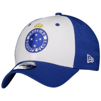 Boné New Era Cruzeiro 940 Azul