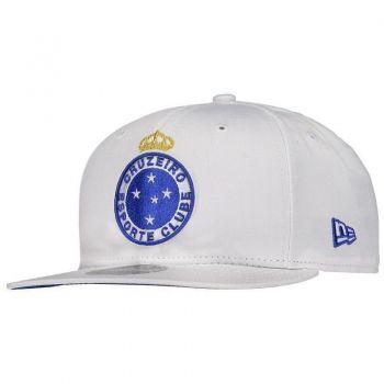 Boné New Era Cruzeiro 950 Branco