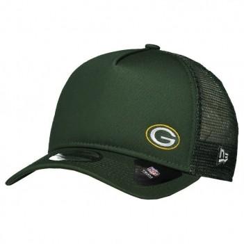 Boné New Era NFL Green Bay Packers 940 Verde e Amarelo