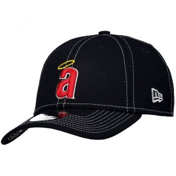 Boné New Era MLB Califórnia Angels 940 Preto