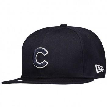 Boné New Era MLB Chicago Cubs 5950 Marinho