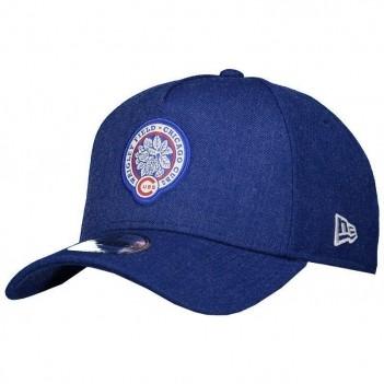 Boné New Era MLB Chicago Cubs 940 Azul
