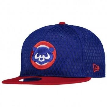 Boné New Era MLB Chicago Cubs 950 Azul