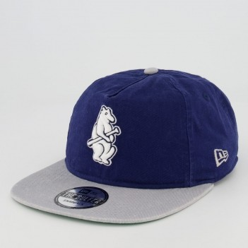 Boné New Era MLB Chicago Cubs Essential Azul
