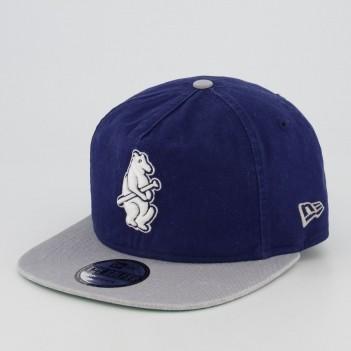 Boné New Era MLB Chicago Cubs Essential Marinho