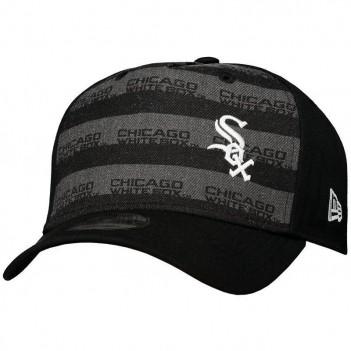 Boné New Era MLB Chicago White Sox 940 Preto