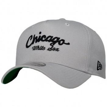 Boné New Era MLB Chicago White Sox 940 Cinza