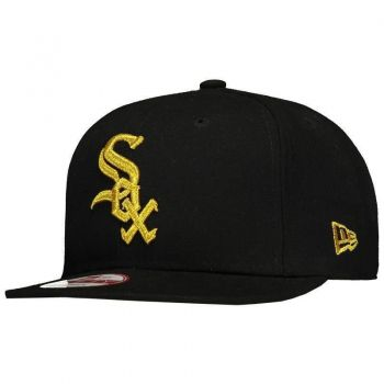 Boné New Era MLB Chicago White Sox Preto