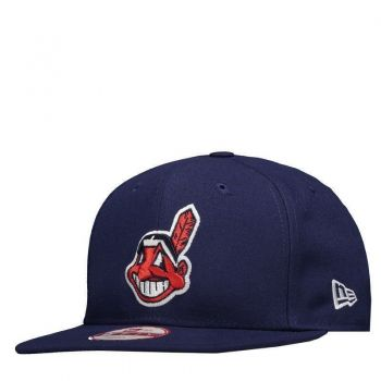 Boné New Era MLB Cleveland Indians 950 Basic Team