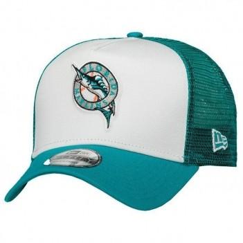 Boné New Era MLB Florida Marlins 940