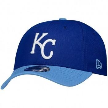 Boné New Era MLB Kansas City Royals 940 Azul
