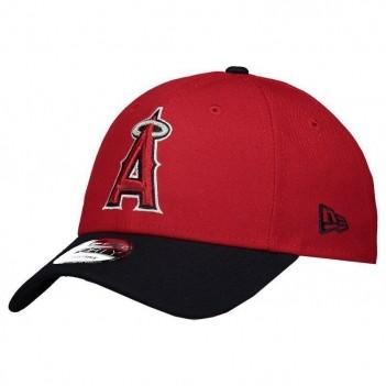 Boné New Era MLB Los Angeles Angels of Anaheim 940 Vermelho