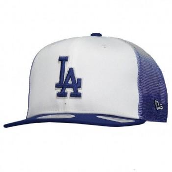 Boné New Era MLB Los Angeles Dodgers 2T Azul e Branco