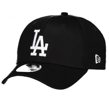 Boné New Era MLB Los Angeles Dodgers 3930 Preto e Branco