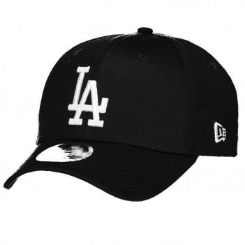 Boné New Era MLB Los Angeles Dodgers 3930 Preto e Branco