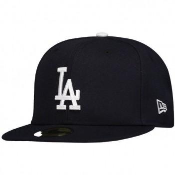 Boné New Era MLB Los Angeles Dodgers 5950 Preto