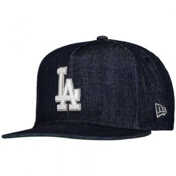 Boné New Era MLB Los Angeles Dodgers 950 Azul Jeans