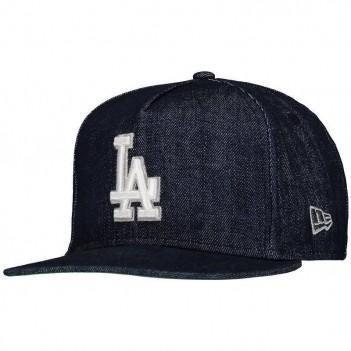Boné New Era MLB Los Angeles Dodgers 950 Azul Jeans