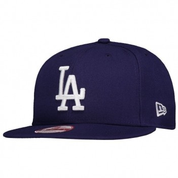 Boné New Era MLB Los Angeles Dodgers 950 Escudo Roxo