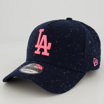 Boné New Era MLB Los Angeles Dodgers Marinho Mescla