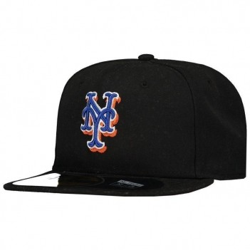 Boné New Era MLB New York Mets 5950 Preto