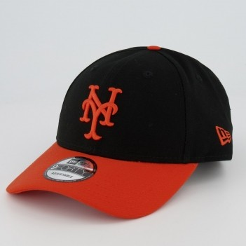 Boné New Era MLB New York Mets 940 Preto