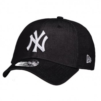 Boné New Era MLB New York Yankees 3930 Jeans Preto