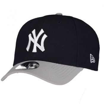 Boné New Era MLB New York Yankees 940 Marinho e Cinza