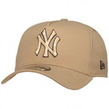 Boné New Era MLB New York Yankees 940 Bege
