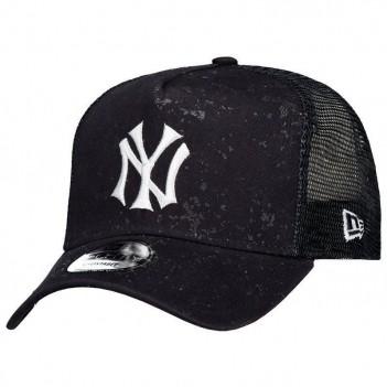 Boné New Era MLB New York Yankees 940 Preto Logo
