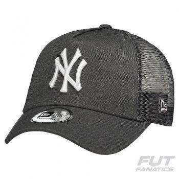 Boné New Era MLB New York Yankees 940 Cinza
